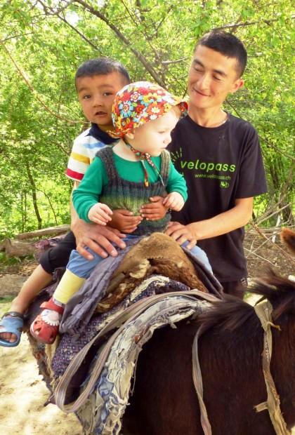 Farmstay, Usbekistan