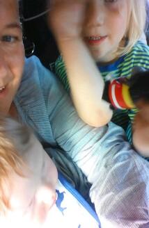 At have et sensitivt barn med på rejse og camping