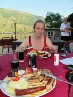 Middag i Montenegro