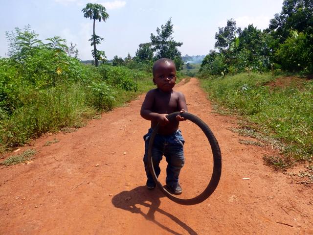 Et liv på landet i Uganda