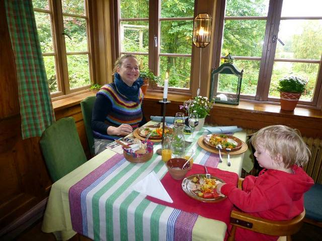 På madsafari i Halland