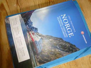 Juha vi skal rejse langs Norges kyst