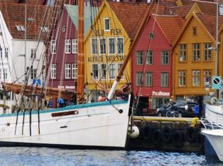 Bergen er en af verdens mest charmerende byer