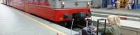 Nirge - Karla ved tog Bergen - Oslo