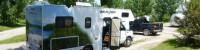 Et motorhome / RV / Autocamper i Canada - det passer til landet