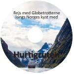 Globetrotterne rejser med Hurtigruten langs Norges kyster