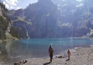 Her er seriøst smukt i Schweiz.